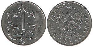 przedwojenne monety