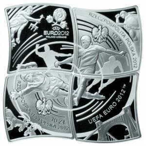 monety euro 2012